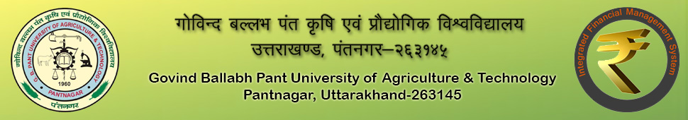 Govind Ballabh Pant University of Agriculture